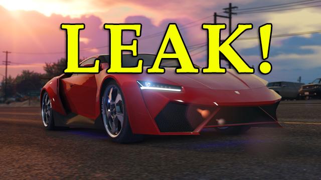 GTA 5 Online: 3 krasse Fahrzeuge im neuen Update geleakt