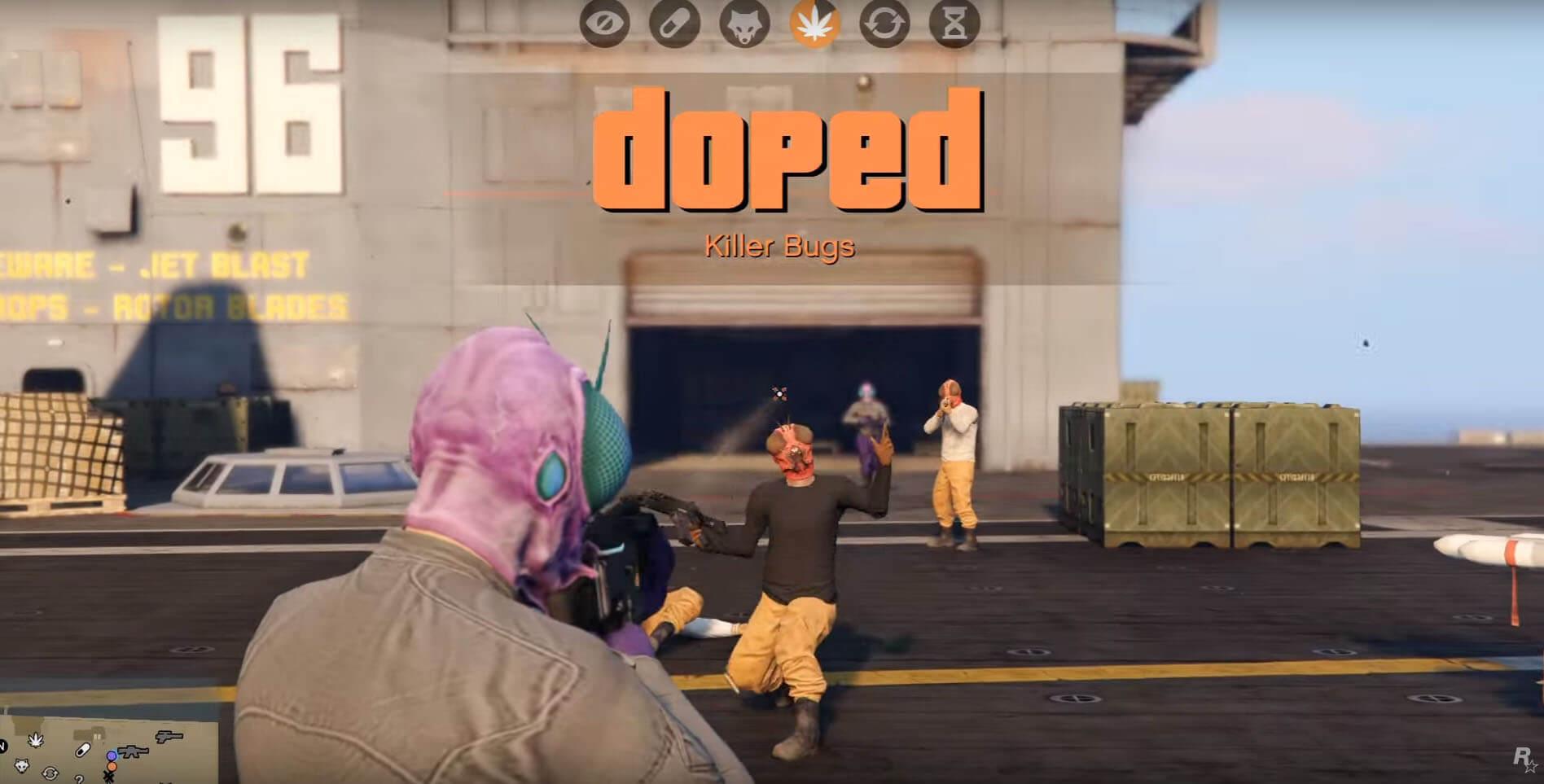 GTA 5 Online: Neuer, durchgeknallter Spielmodus – Power-Play-Woche