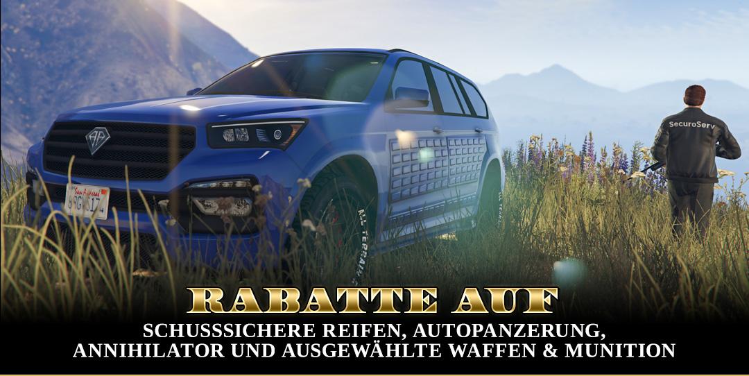 """GTA 5 Online: Eine Woche lang satte Rabatte – Außerdem 3 neue Karten für """"Trading Places"""""""