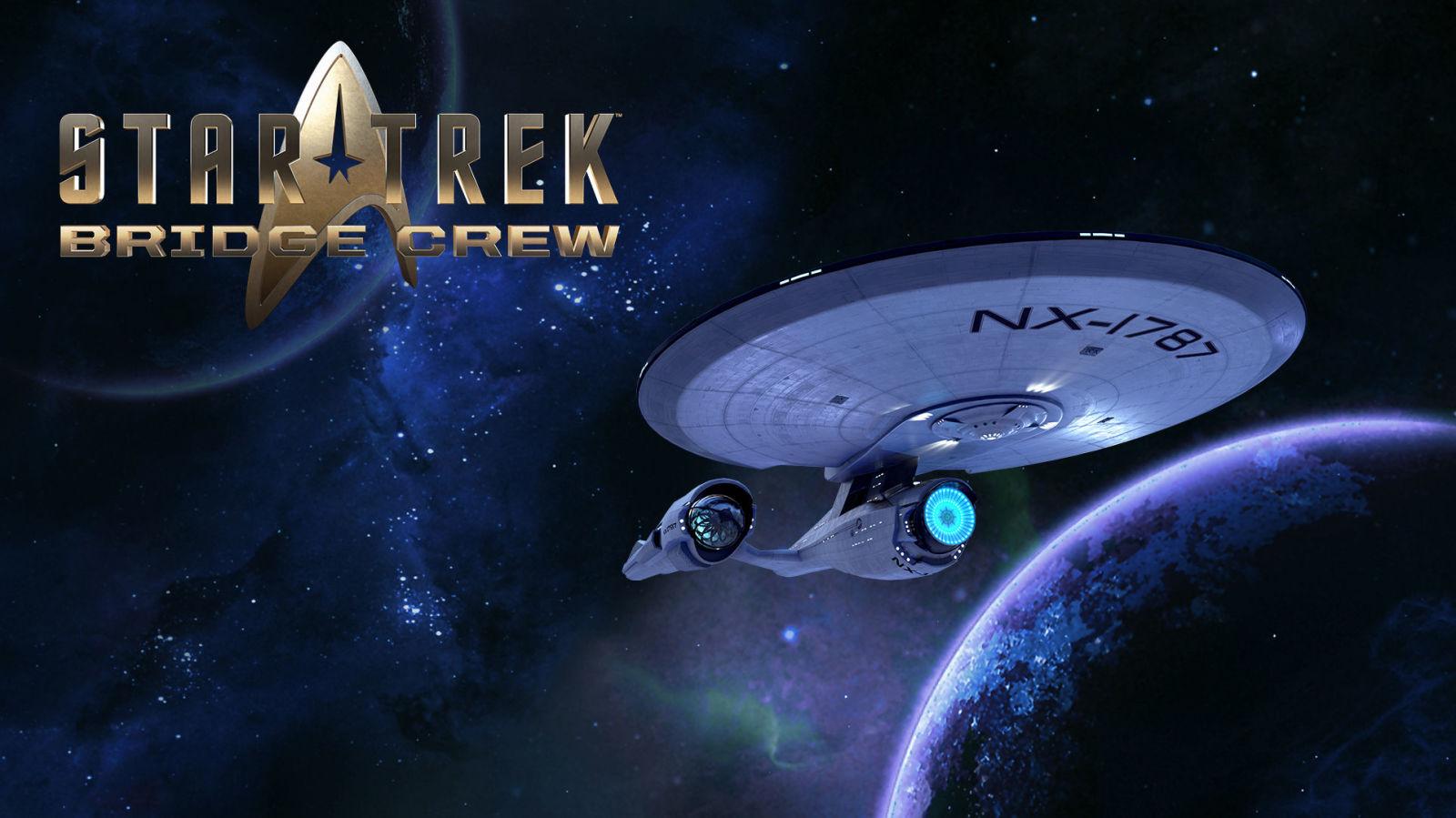 Star Trek: Bridge Crew – Star-Trek-VR-Simulation von Ubisoft angekündigt