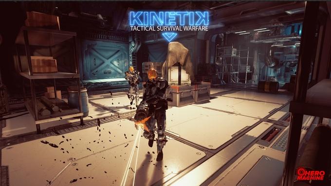 KINETIK: Ex-Sony-Online-Entwickler arbeiten an taktischem Multiplayer RPG