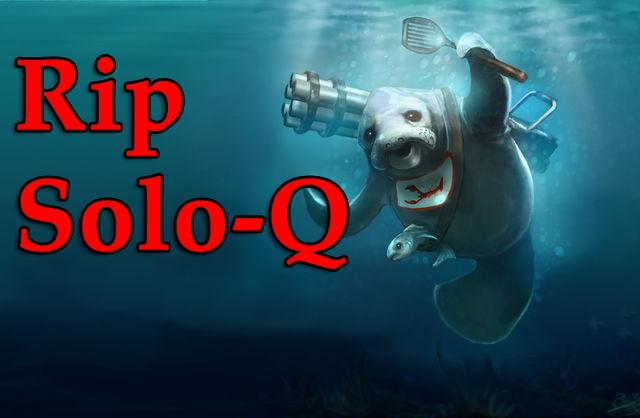 League of Legends hat ein Warteschlangen-Problem, doch die Solo-Queue kommt nicht zu LoL zurück