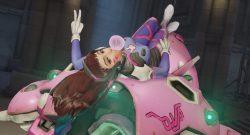 Overwatch DVa Bubblegum