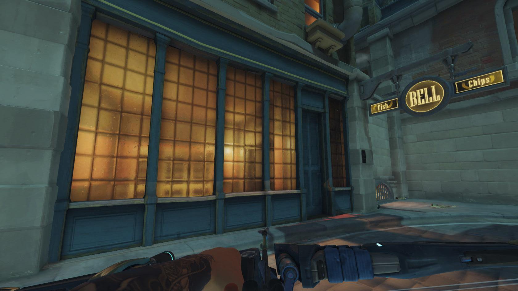 """Overwatch: Das """"Geisterfenster"""" von King's Row"""