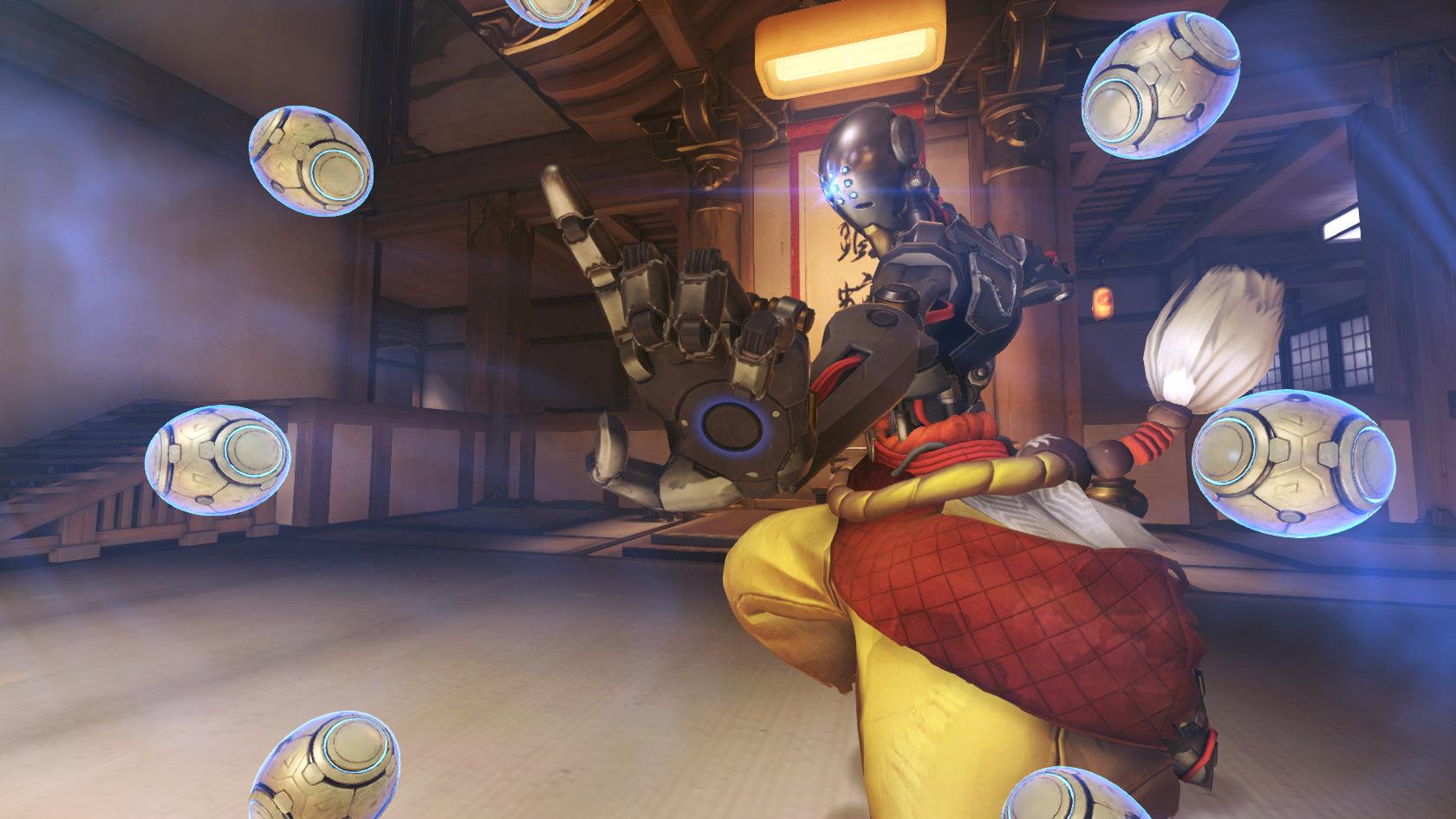 Overwatch: Zenyatta wird vermutlich gebufft