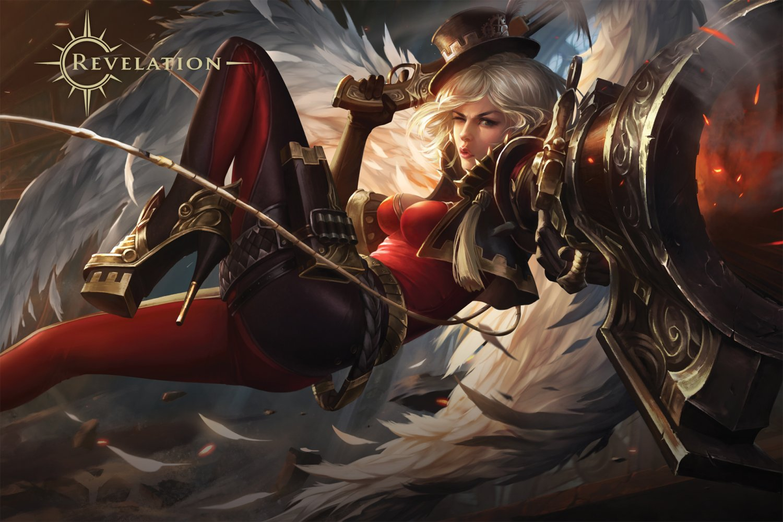 MMORPG Revelation Online: Release im Westen angekündigt