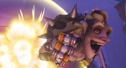 Overwatch Junkrat Explosion Jump