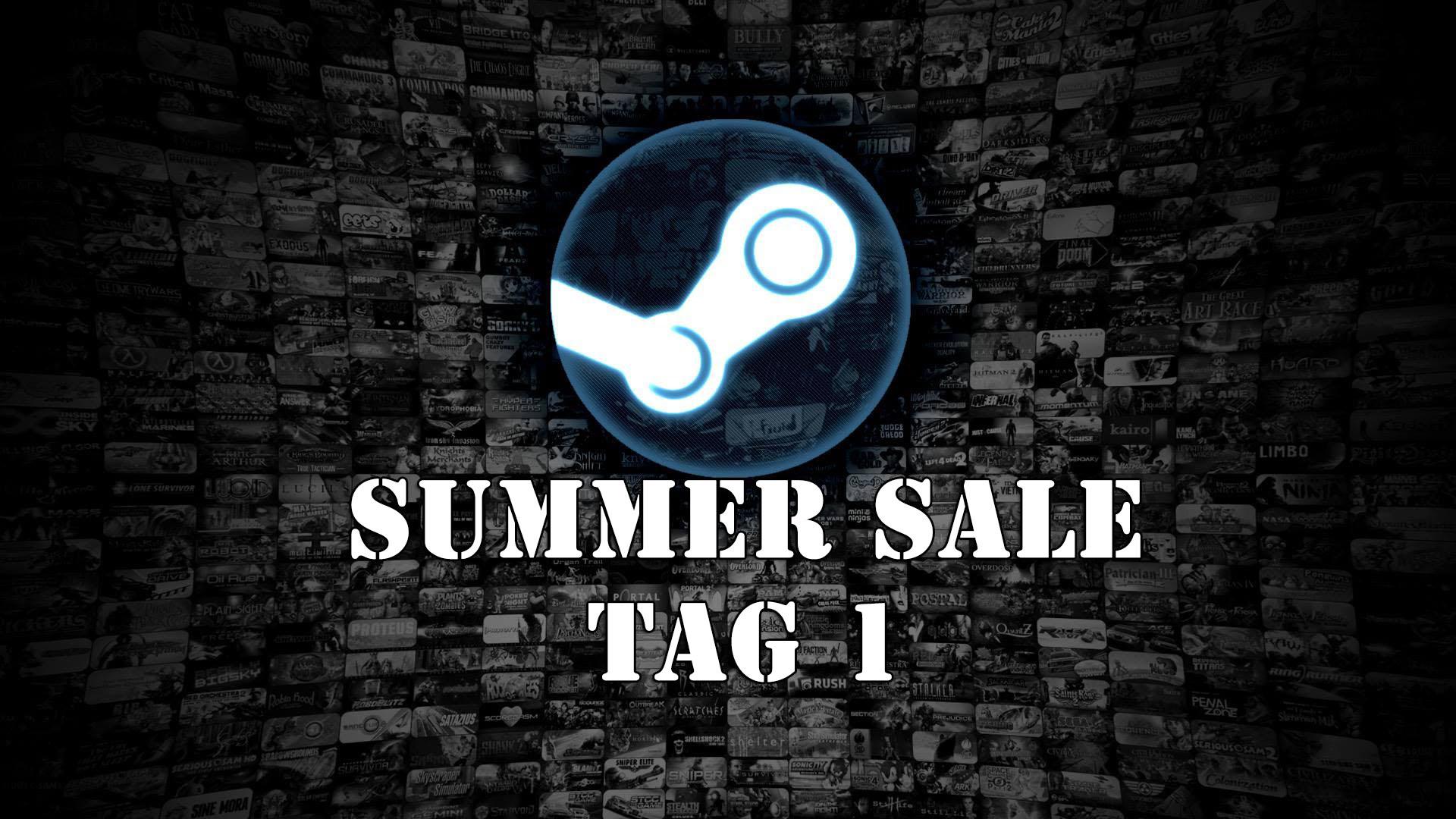 Steam Summer Sale: Unsere 5 Favoriten der Daily-Highlights vom 23.06