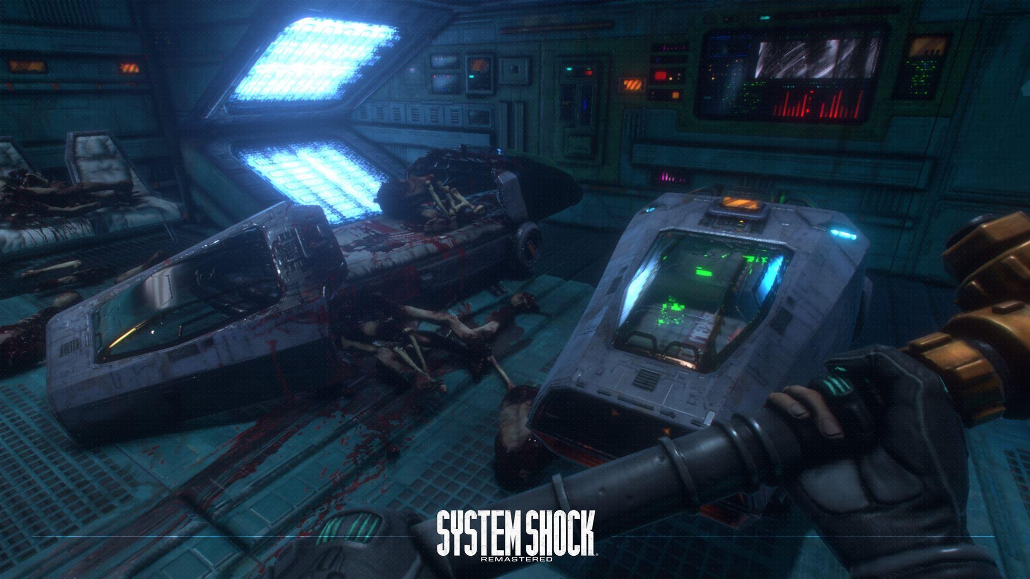 System Shock: Demo jetzt spielbar – Hier gibt's 8 Minuten Gameplay, das Lust auf mehr macht