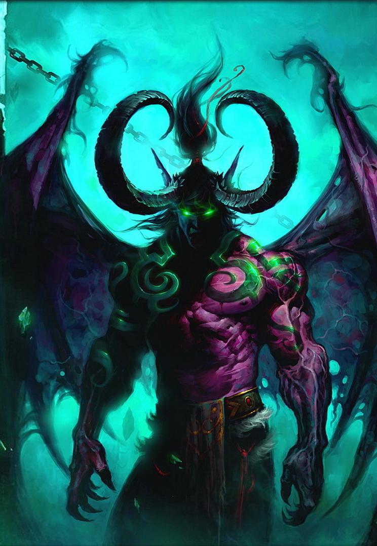 WoW: Legion – Kurzfilmreihe zu Illidans Dämonenjägern