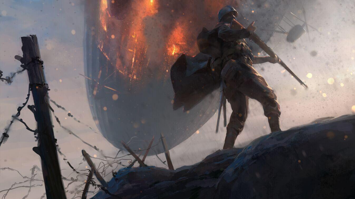 Battlefield 1: Frankreich so wichtig, dass man es weglassen muss? Wirklich?!