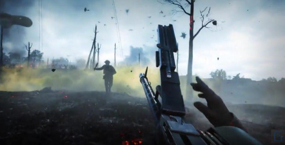 Battlefield 1: So realistisch wird das Nachladen der Waffen