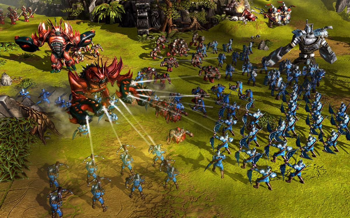 Skylords Reborn: Battleforge kehrt zurück