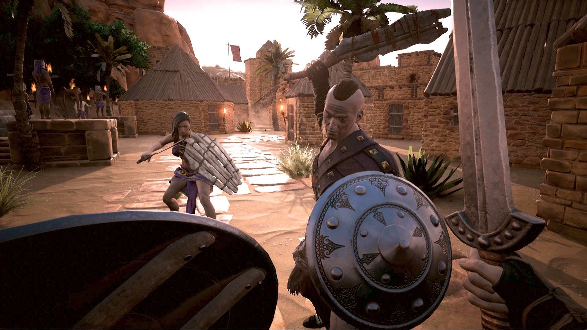Conan Exiles: Stärkere Ausrüstung? So stellt ihr Stahlbarren her