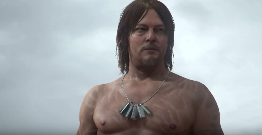 "Kojima Productions kündigt ""Death Stranding"" an – Trailer mit Norman Reedus"