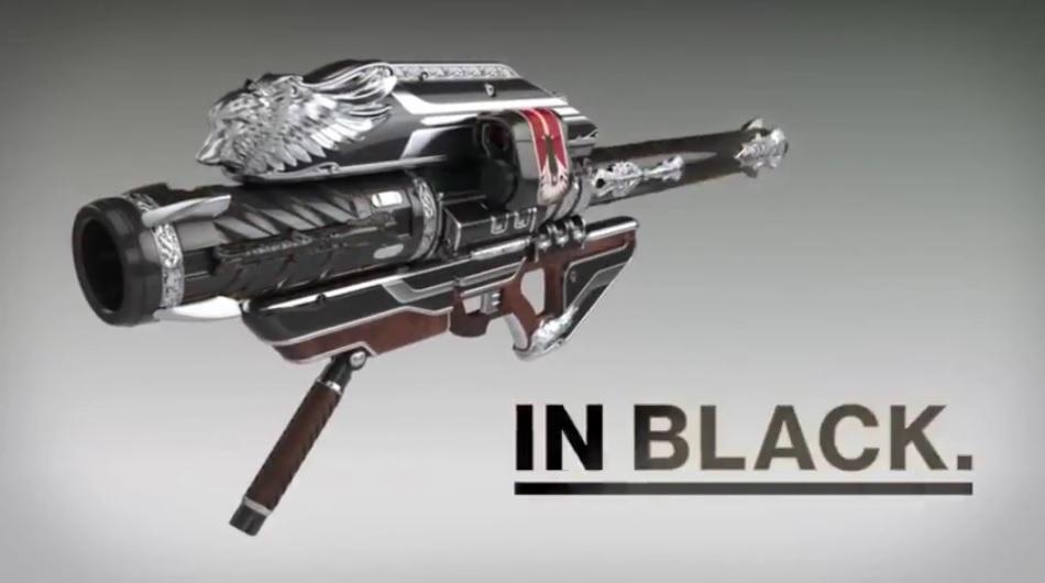 """Destiny: Das ist der Trailer zu """"Rise of Iron"""" – Die Gjallarhorn kommt zurück, in Schwarz!"""