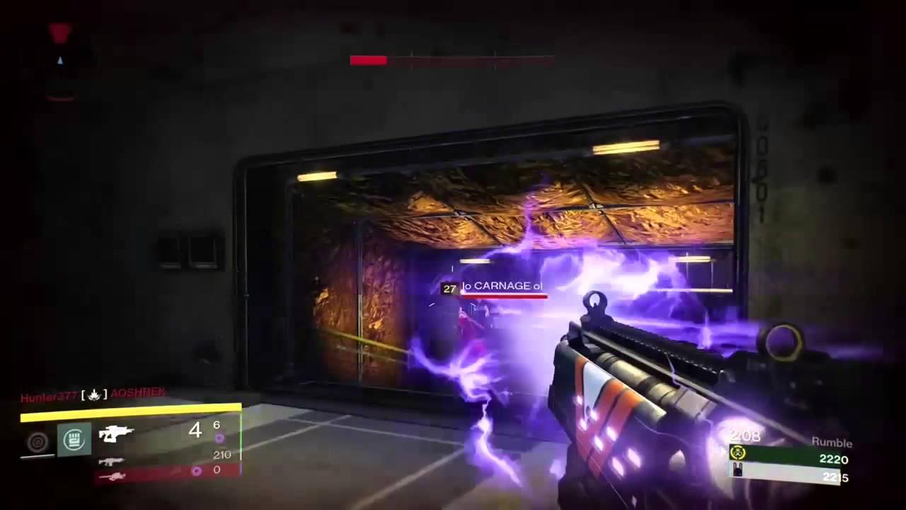 Destiny 2: Fantastischer Triple Kill mit Fusionsgewehr – Kommt der Nerf?