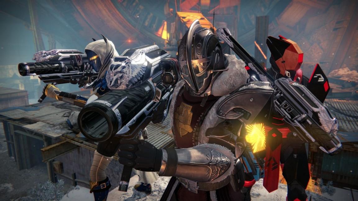 Destiny 2: Raketenwerfer sind wieder in – Welches der 5 Exotics ist das beste?