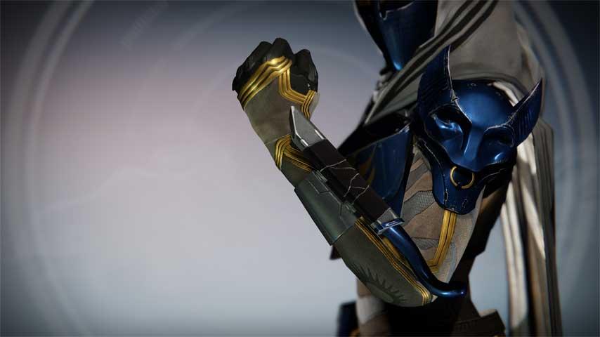 Destiny: Rise of Iron – Screenshots zu Waffen, Rüstungen und Orten