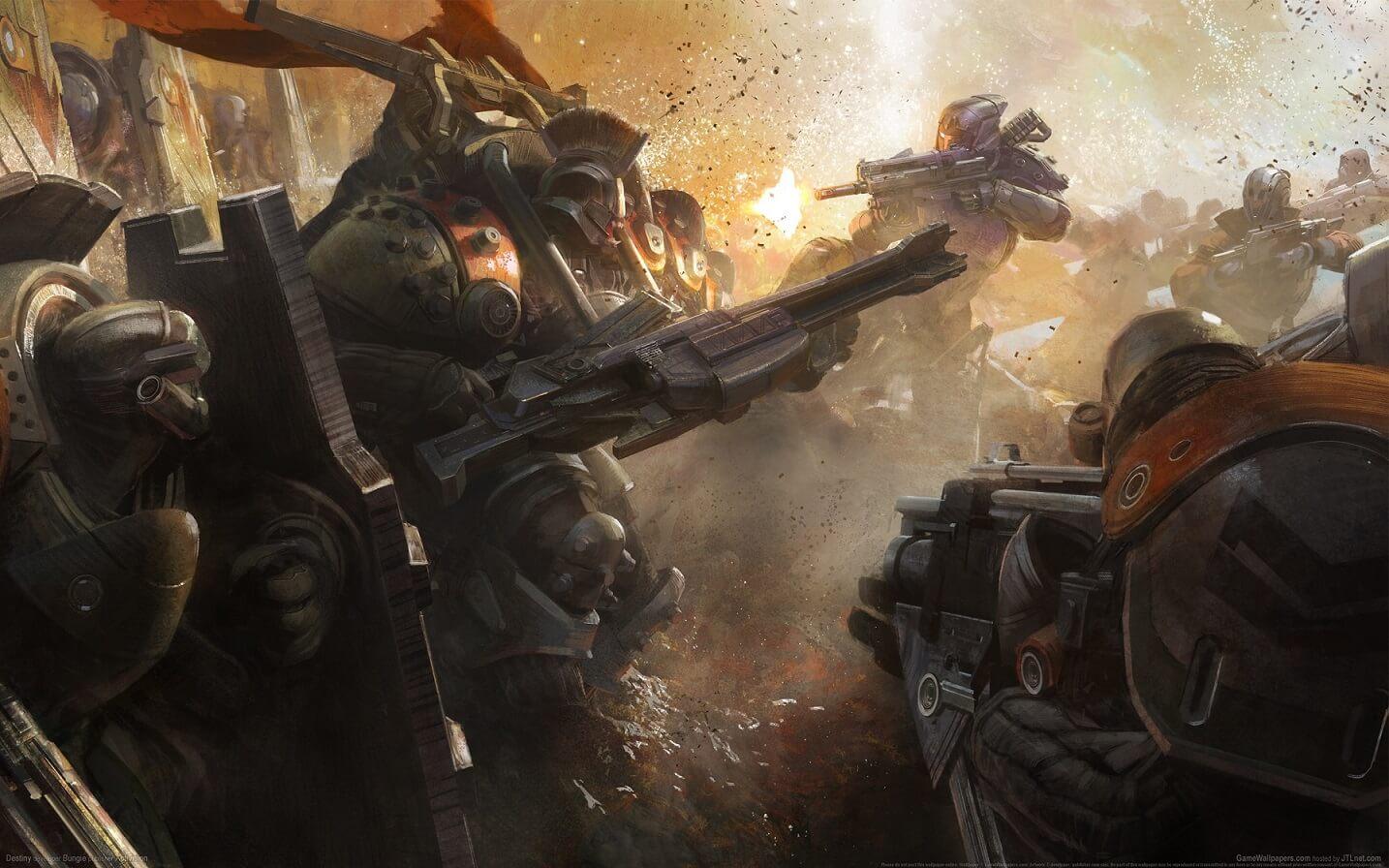 Destiny 2: Nein, Activision kriegt nicht Teile von Bungie, wenn sich Destiny 2 verspätet