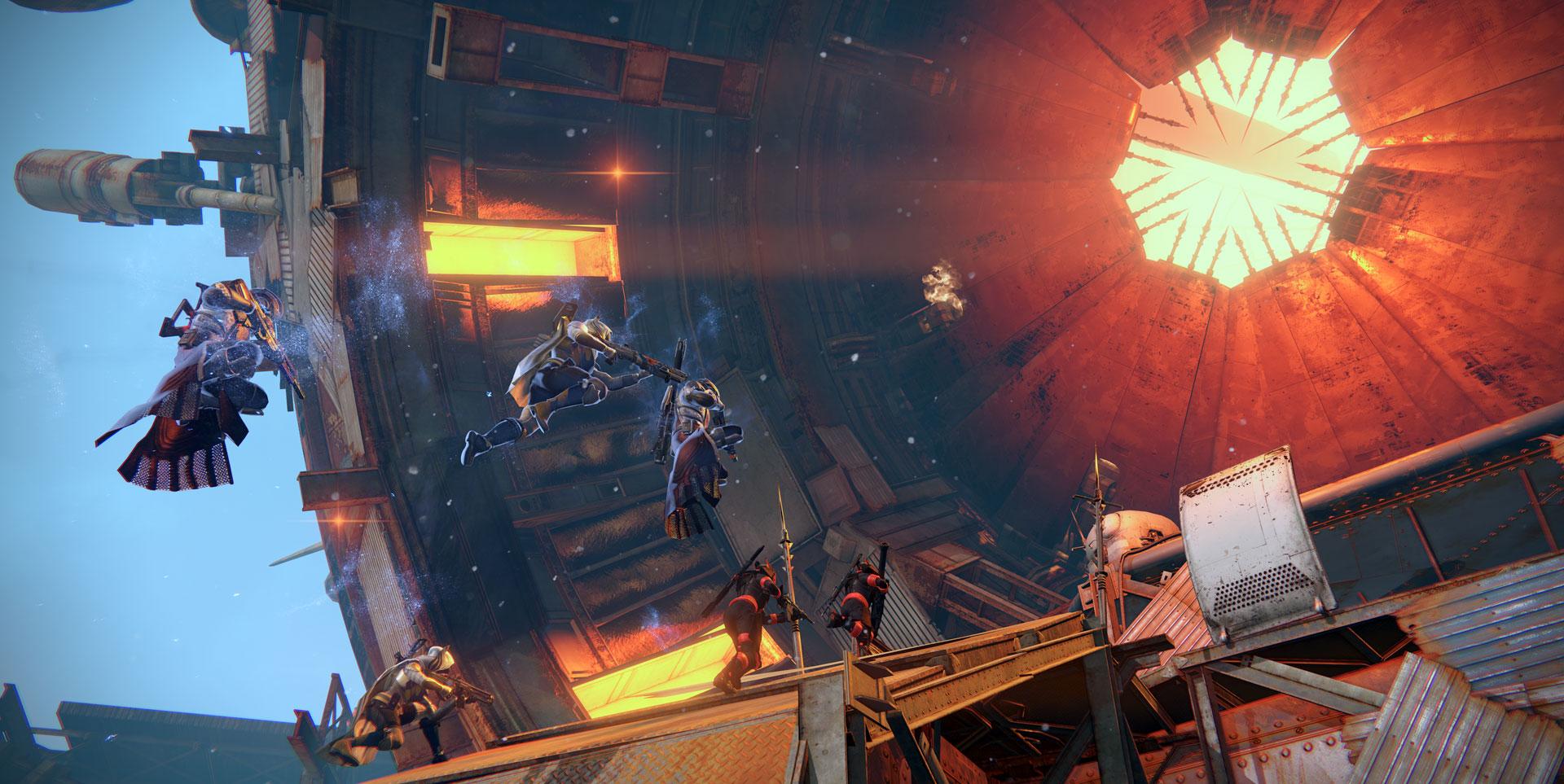 """Destiny: Wie wird der neue Raid von """"Das Erwachen der Eisernen Lords""""?"""