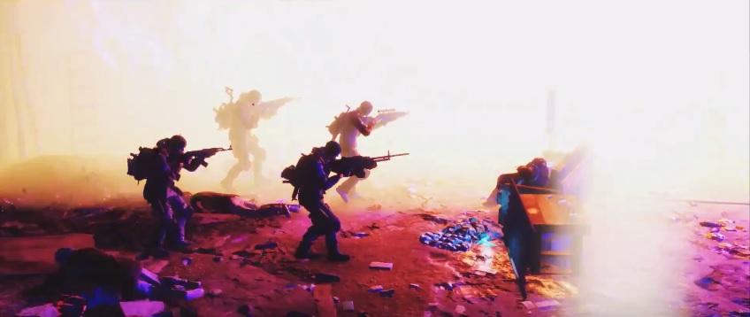 """The Division: Drei neue Gear Sets und """"Gear-Set-Waffen"""" kommen mit Update 1.3"""