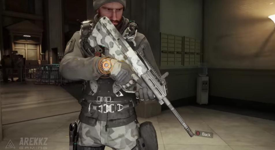 The Division: Lasst Euch diese fantastische Waffe in dieser Woche nicht entgehen