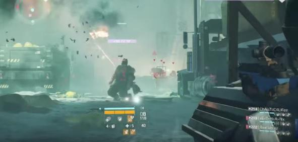 The Division: Dieses Waffen-Talent ist so stark, dass es buggy sein muss