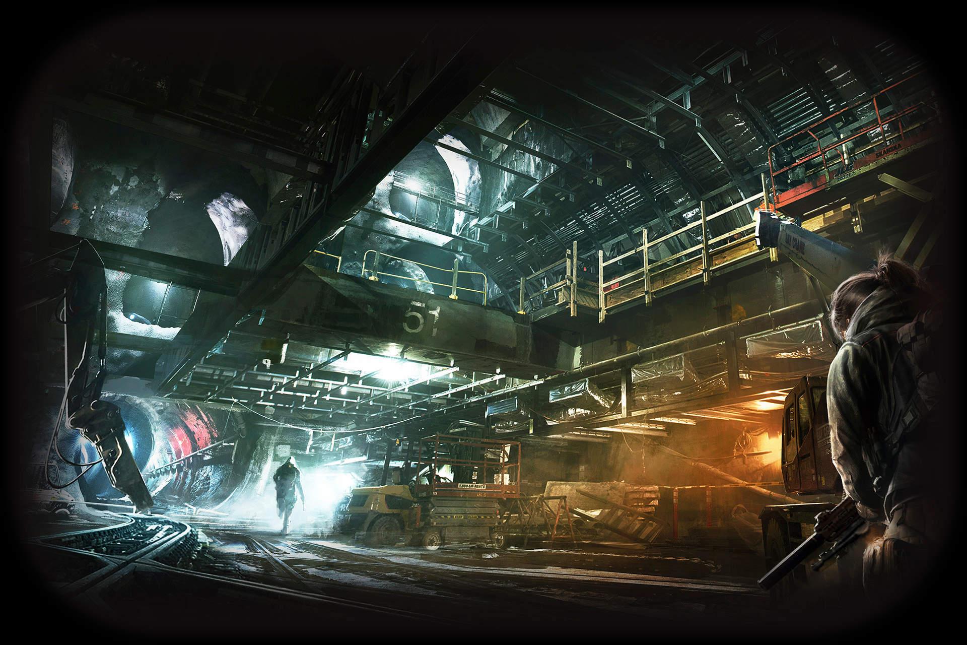 """The Division: """"Reclaimer"""" – Das vierte Gear Set des Updates 1.3"""