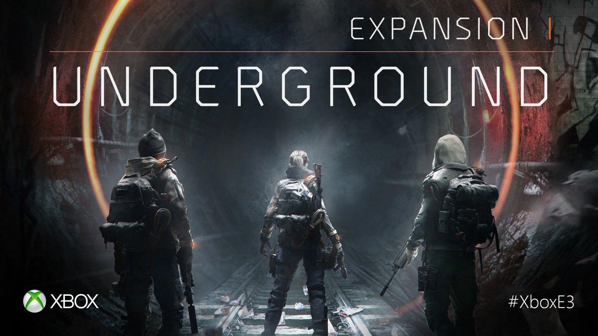 The Division: Untergrund-Update 1.3 – Release und Trailer der E3