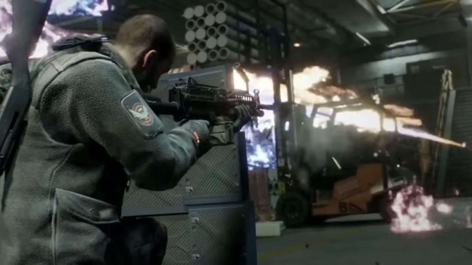The Division 1.3: Balance-Änderungen wirbeln Shooter durcheinander