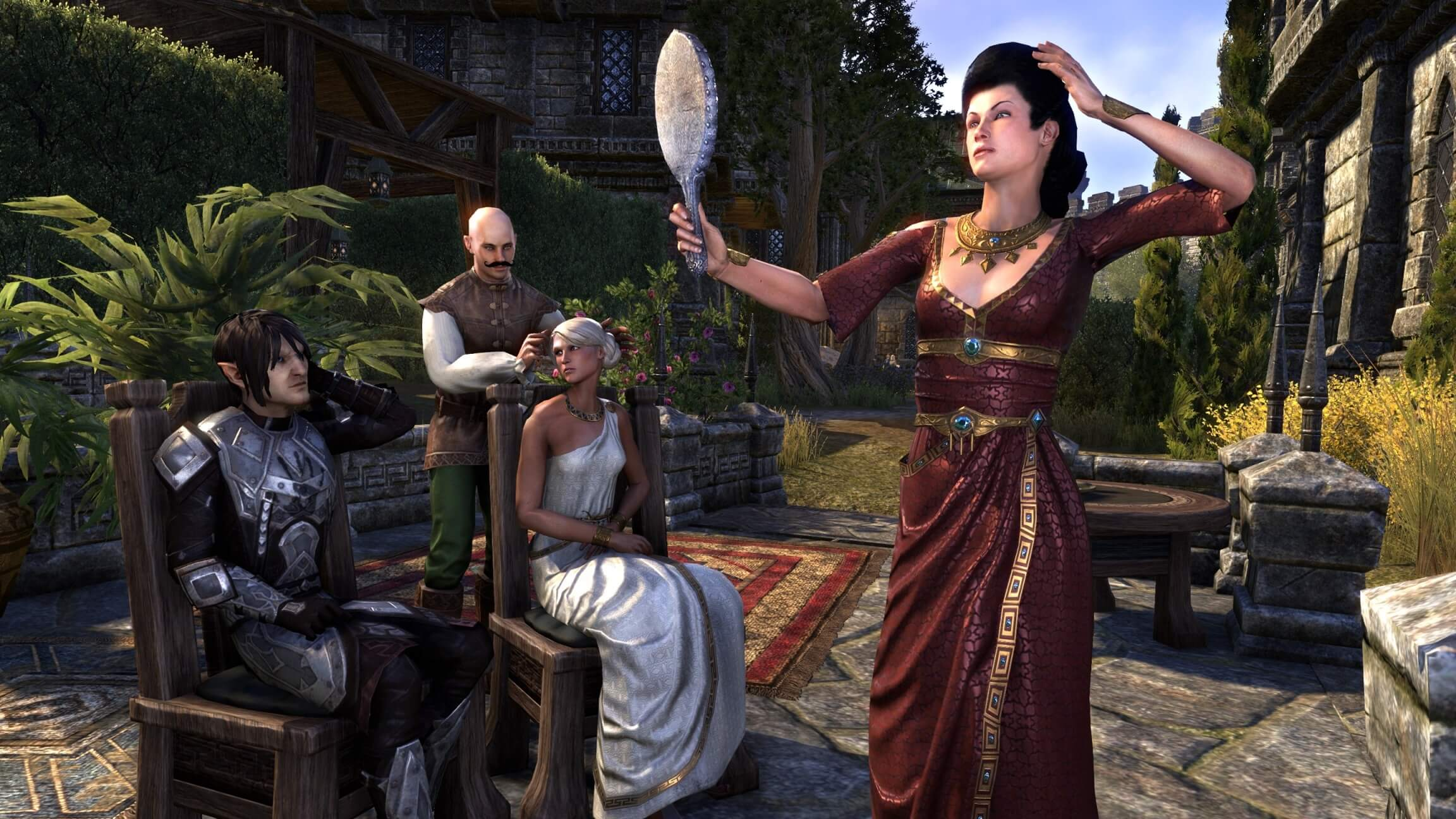 The Elder Scrolls Online: Das Färbesystem – Individualisierung nur gegen Geld