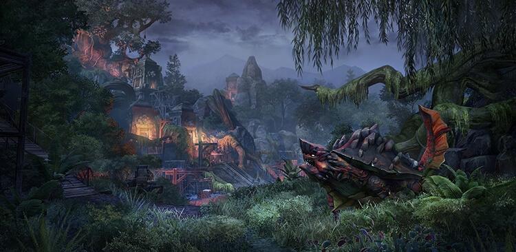 """The Elder Scrolls Online: Nächster DLC """"Shadows of the Hist"""" – Kosmetik, Dungeons und Argonier"""