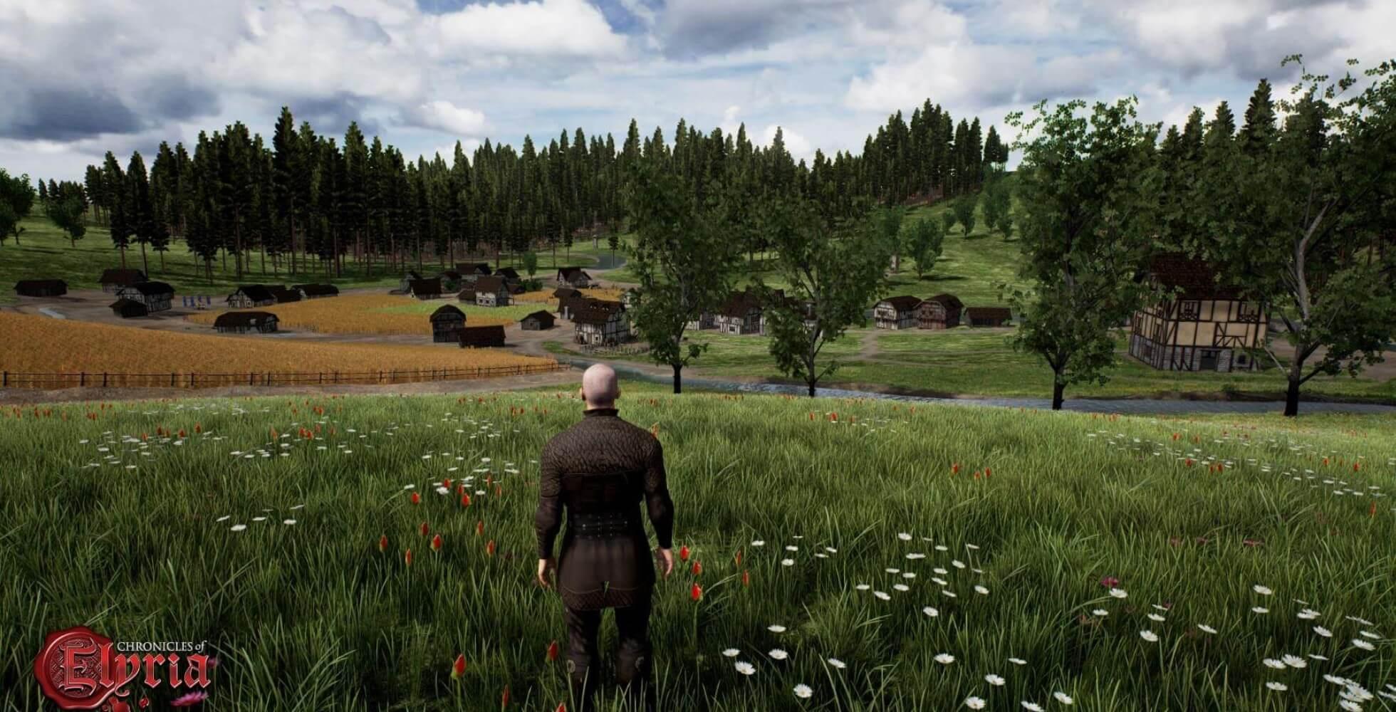 Chronicles of Elyria nutzt neuste Simulations-Tech, um der Welt Leben einzuhauchen