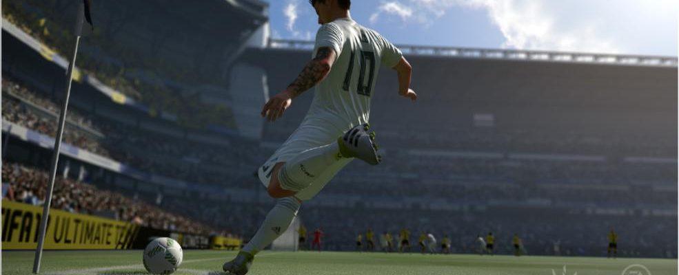 FIFA 18 Leak: Sony sichert sich Exklusiv-Deal – Legenden auf PS4?