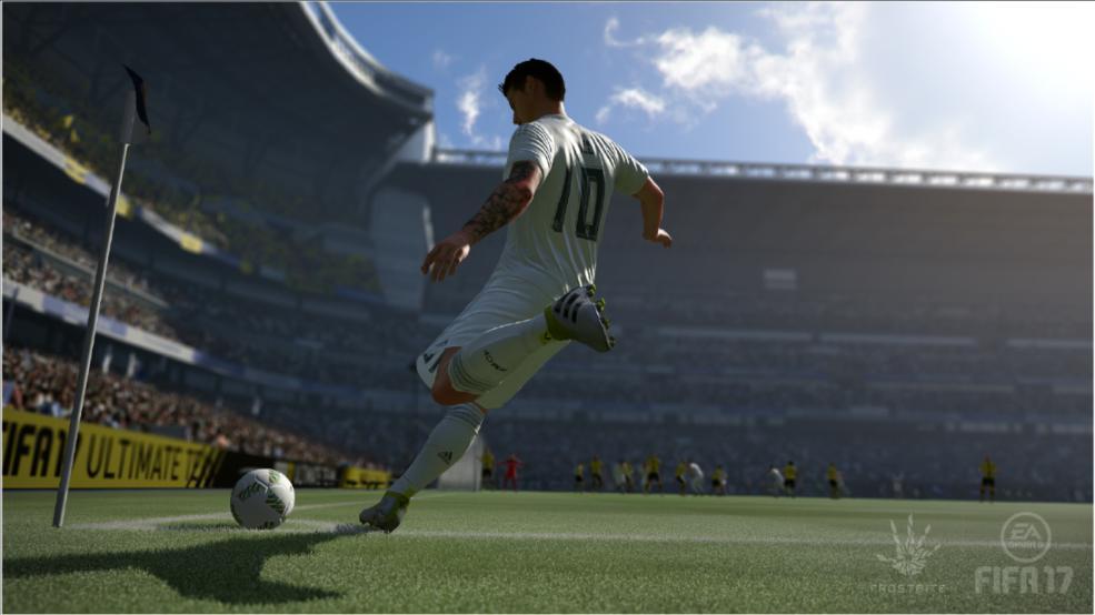 FIFA 17: Wir haben es angespielt, das ist unser erster Eindruck