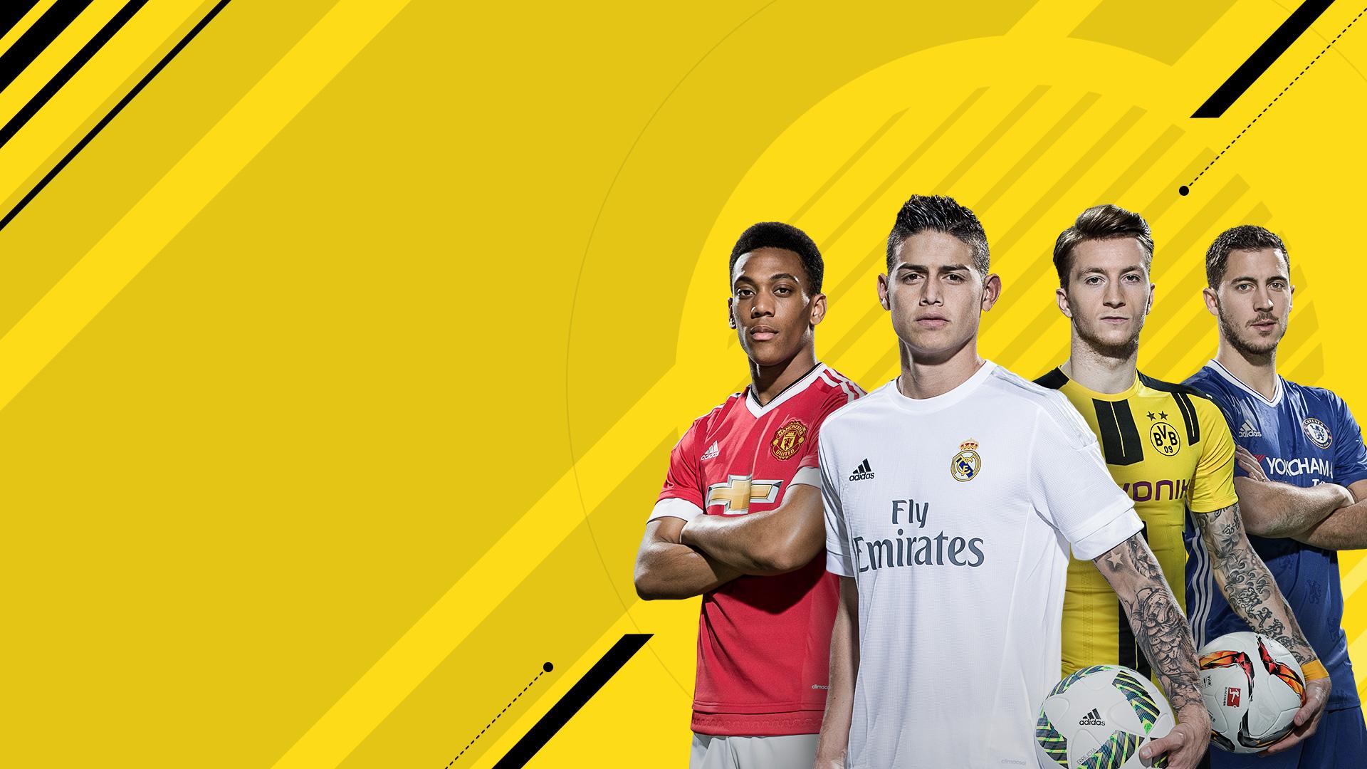 FIFA 17: Cover, Editionen und Vorbesteller-Boni