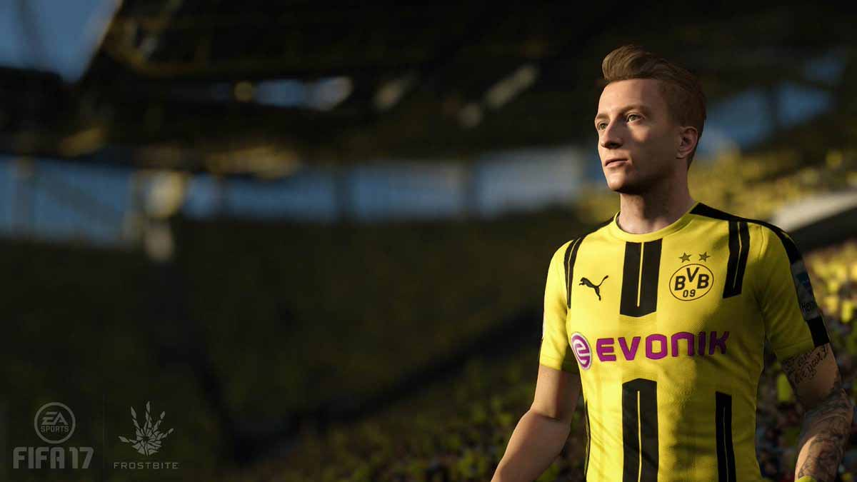 FIFA 17: Cover-Star ist Marco Reus!