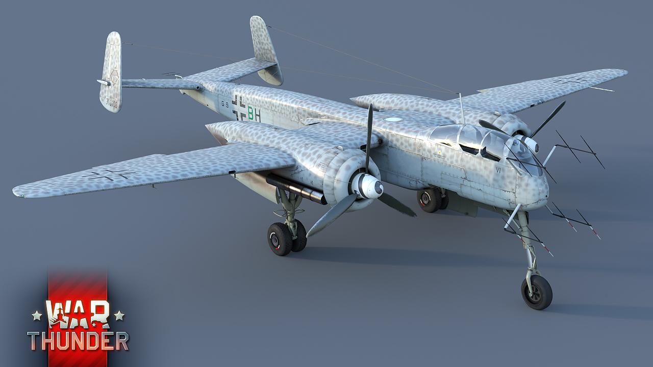 War Thunder – Modder erhält 5.000 Dollar für deutsches Flugzeug!