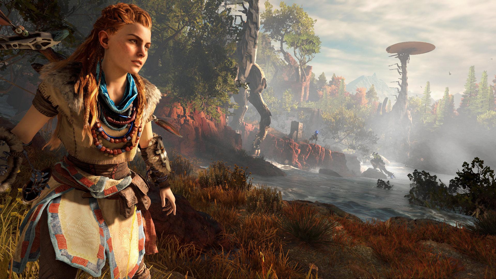 Horizon Zero Dawn: Gameplay-Video von der E3 2016