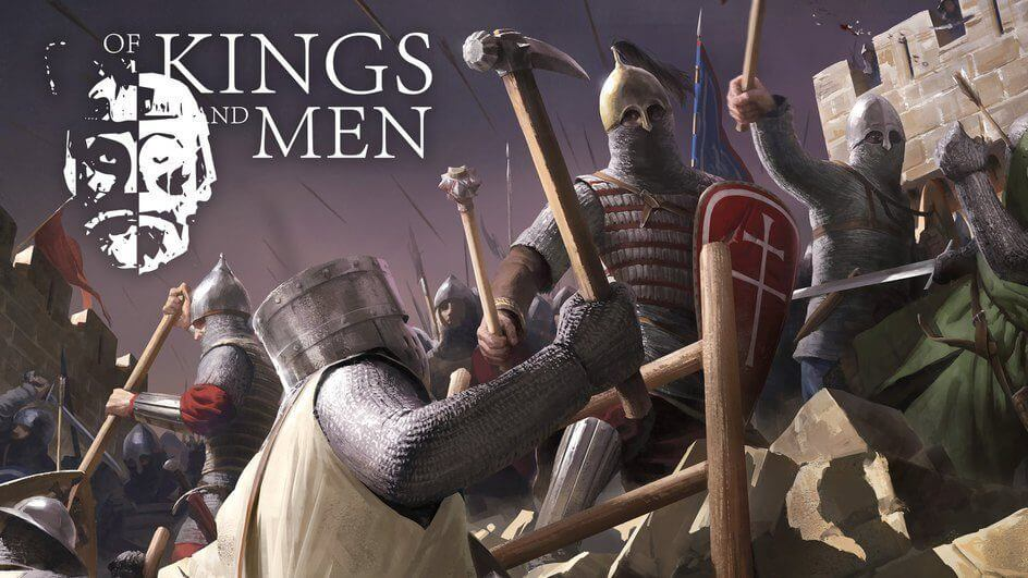 """Preview """"Of Kings and Men"""": Strategisches Mittelalter-Kriegsspiel kündigt Early-Access an"""