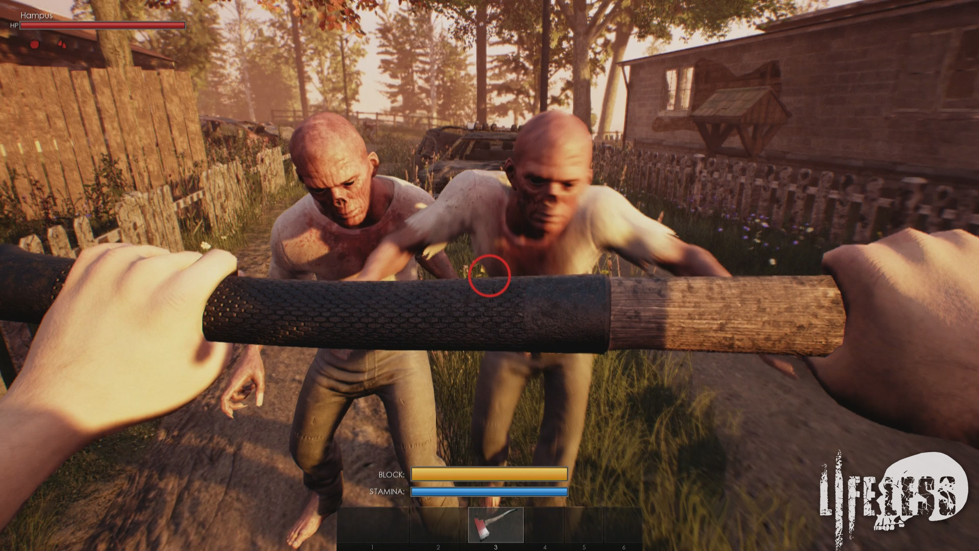 Lifeless: Zombie-Survival-MMO jetzt im Early Access