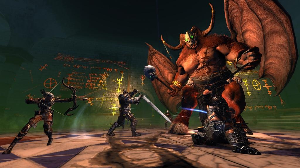 Neverwinter: PS4-Version feiert über 2 Millionen Spieler