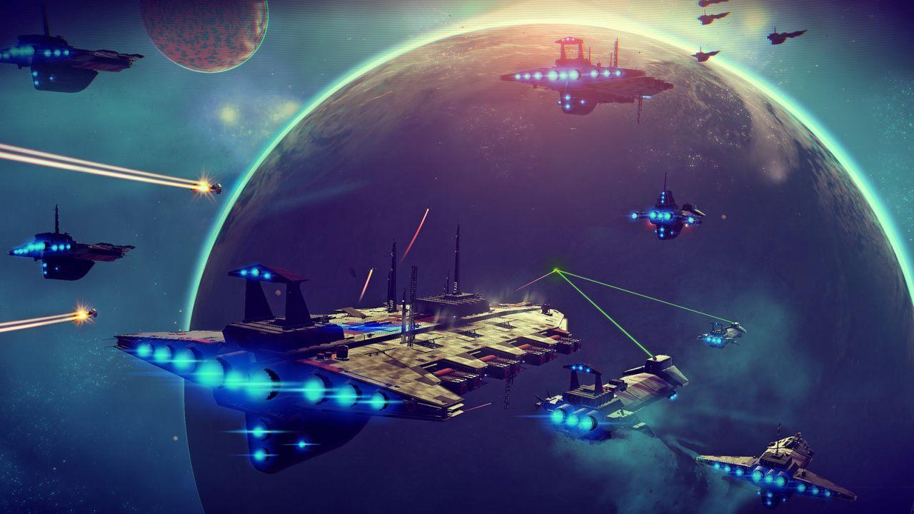 No Man's Sky: So werden Basen zu Raumstationen!