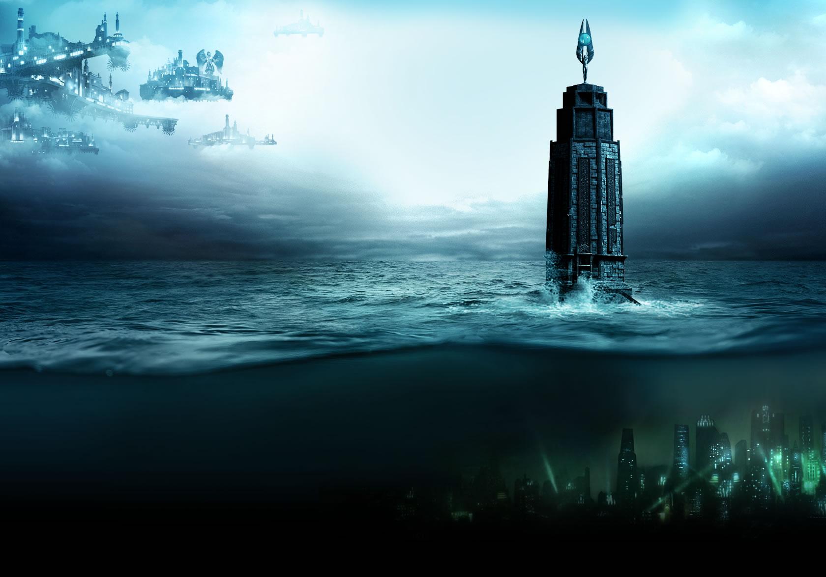 BioShock The Collection angekündigt – Release-Datum noch diesen September