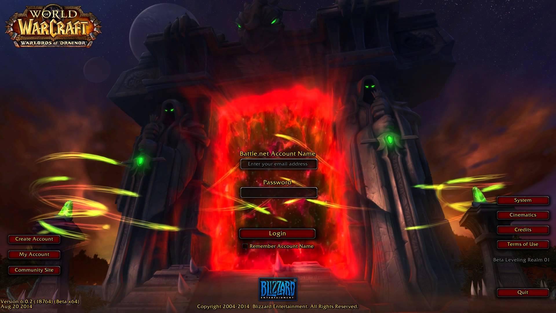 World of Warcraft: Startbildschirm-Nostalgie – Die Entwicklung des Einlogg-Bilds von 2004 bis 2016