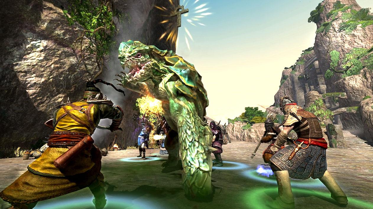 Age of Conan: Update führt 8 Jahre nach Release Raidfinder ein