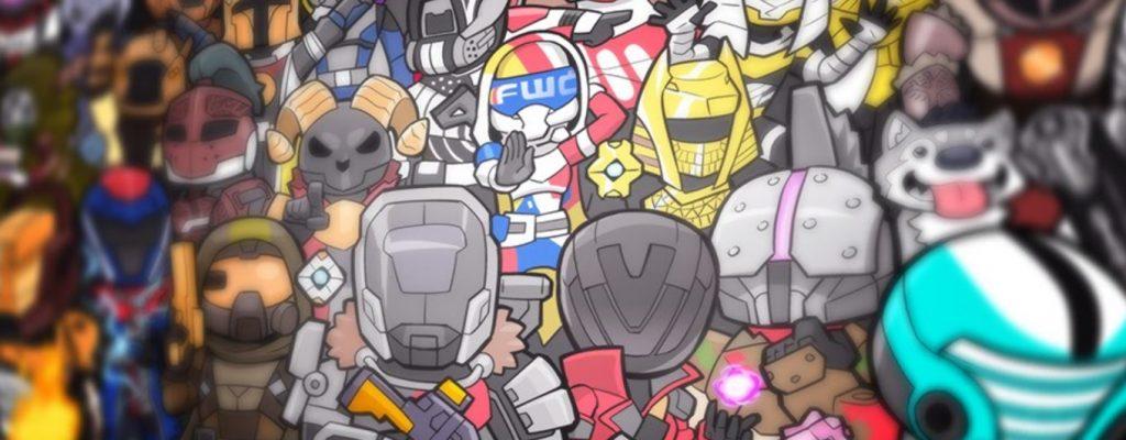 Destiny: Heute ist Bungie-Tag! – Beta-Codes und tolle Wallpaper