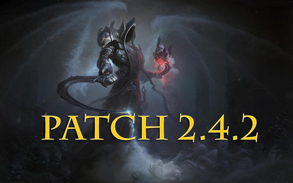 Diablo 3: Patch 2.4.2 – Die Änderungen im Überblick