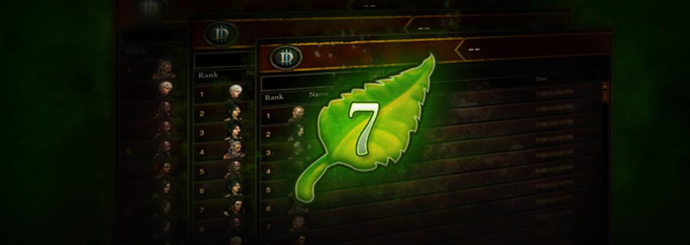 Diablo 3: Season 7 – Kosmetische Belohnungen und ein zusätzliches Beutefach